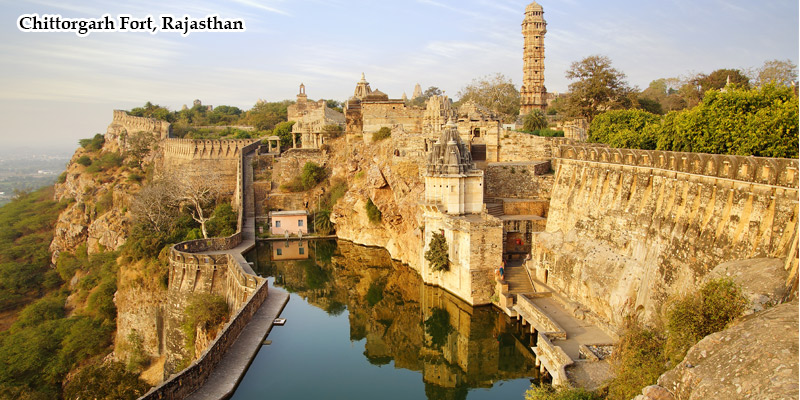 Chittorgarh fort in Rajasthan Tour