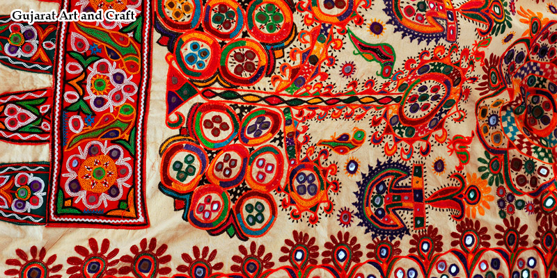 Textile and Handicrafts of Gujarat Tour