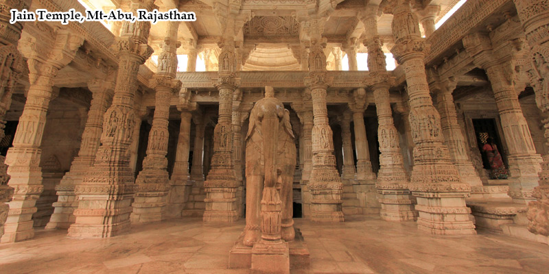Jain Temple in Mount Abu Tour