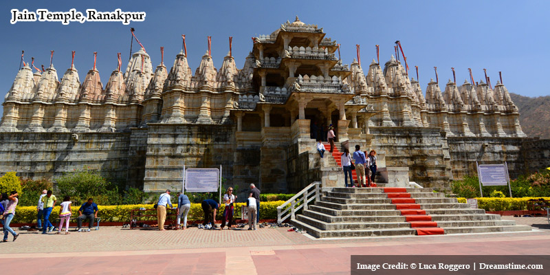 Jain Temple in Ranakpur Tour