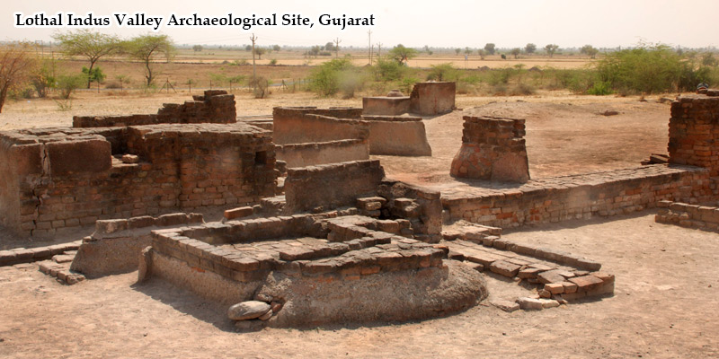 Historical Architecture of Gujarat