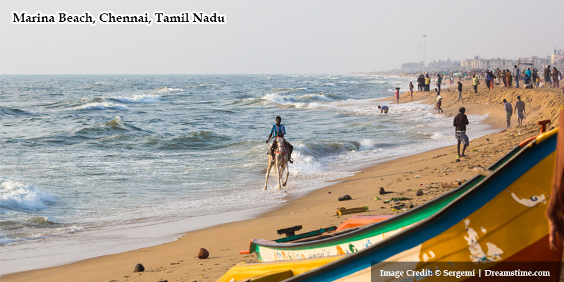 Tamil Nadu Beaches Tour