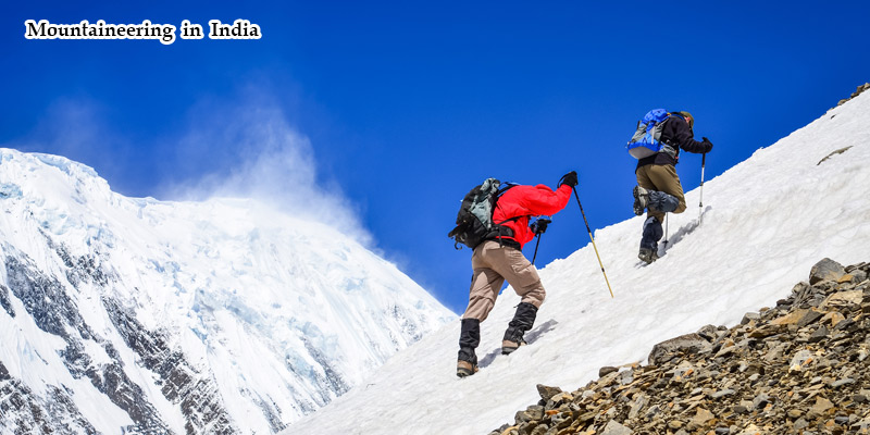 Mountaineering in India Tour Guide