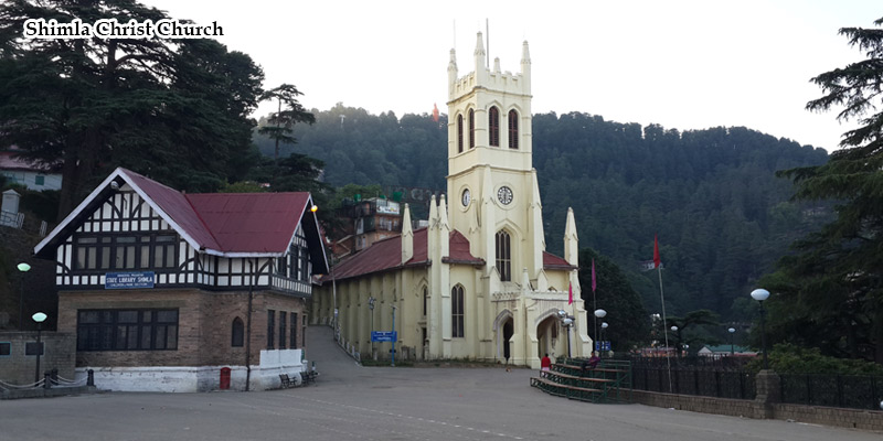 Shimla Tour By Rail Package