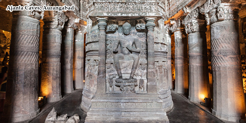 Ajanta - Ellora Caves Tour