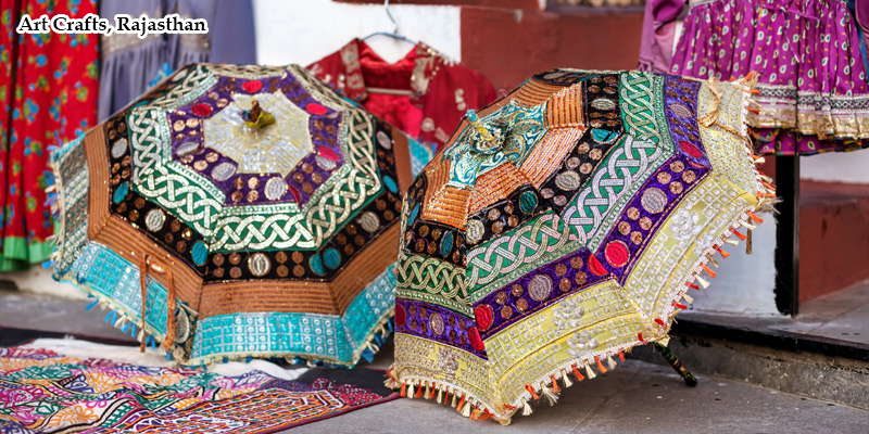 Art & Crafts of Rajasthan