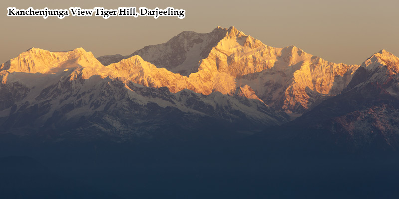 Darjeeling Tour By Rail