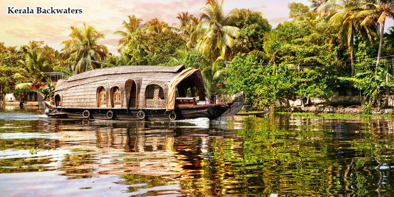 Exotic South India Tour with Kerala Backwaters