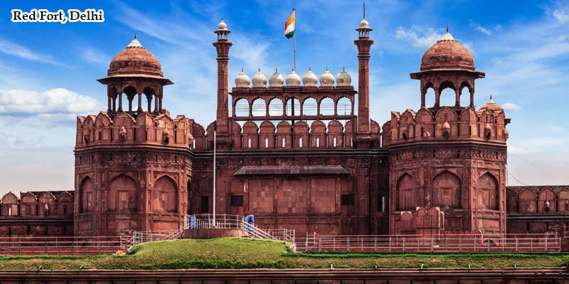 Red Fort - Delhi Sightseeing Tour