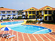 Pool Hotel Baywatch Resort Goa