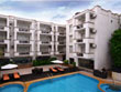 Front La Oasis Resort by the Verda Goa