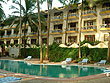 Bambolim Beach Resort Goa
