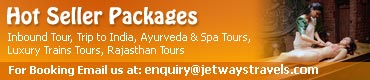 Jetways India Package