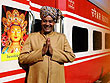 Footsteps of Buddha Temple Tour by Rail